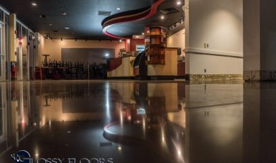 Stained Concrete Gallery Polished Concrete Floors Branson Music Theater 21