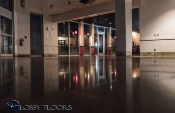Stained Concrete Gallery Polished Concrete Floors Branson Music Theater 22