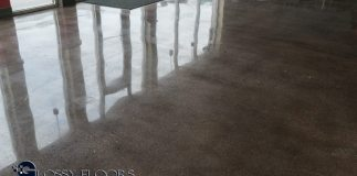 polished concrete Polished Concrete Gallery Polished Concrete Floors Branson Music Theater 24