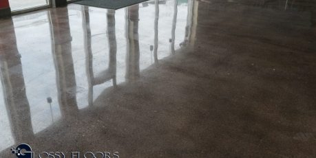 Stained Concrete Gallery Polished Concrete Floors Branson Music Theater 24