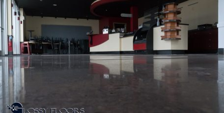 polished concrete Polished Concrete Gallery Polished Concrete Floors Branson Music Theater 27