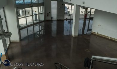 polished concrete Polished Concrete Gallery Polished Concrete Floors Branson Music Theater 34