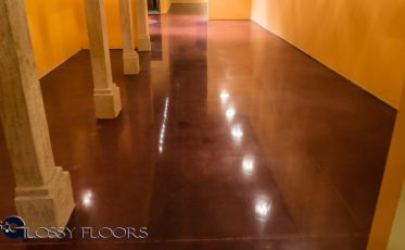 Stained Concrete Gallery Polished Concrete Floors El Matador Restaurant 24