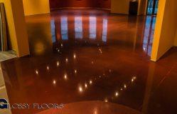polished concrete Polished Concrete Gallery Polished Concrete Floors El Matador Restaurant 3