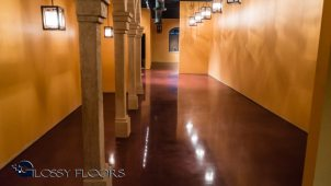 polished concrete design ideas Polished Concrete Design Ideas Polished Concrete Floors El Matador Restaurant 6
