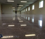 polished concrete floors Polished Concrete Floors – United States Military Polished Concrete Camp Gruber Military Base 11