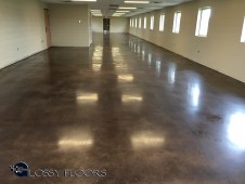 polished concrete design ideas Polished Concrete Design Ideas Polished Concrete Camp Gruber Military Base 6