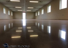 polished concrete floors Polished Concrete Floors – United States Military Polished Concrete Camp Gruber Military Base 7