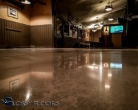 Polished Concrete Floors - Montana Mikes Restaurant