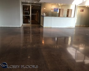 Stained Concrete Gallery Polished Concrete Church Catalyst 23