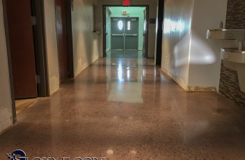 polished concrete Polished Concrete Gallery Polished Concrete Church Catalyst 28