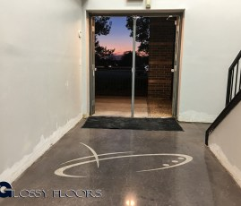 Stained Concrete Gallery Polished Concrete Church Catalyst 44