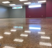 stained polished concrete floors Stained Polished Concrete Floors – Shirt Company Stained Polished Concrete 3