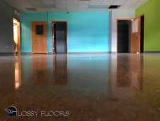 polished concrete design ideas Polished Concrete Design Ideas Stained Polished Concrete 8