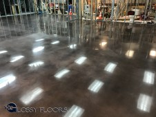 polished concrete design ideas Polished Concrete Design Ideas Houston Texas Tattoo Shop 18