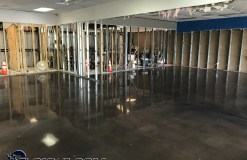 polished concrete Polished Concrete Gallery Houston Texas Tattoo Shop 30