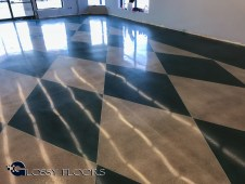 polished concrete design ideas Polished Concrete Design Ideas Polished Concrete Mattress Showroom 18