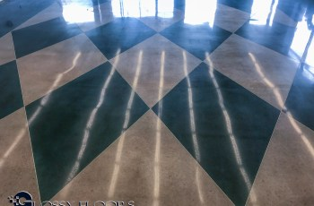 polished concrete Polished Concrete Gallery Polished Concrete Mattress Showroom 19