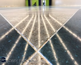 polished concrete Polished Concrete Gallery Polished Concrete Mattress Showroom 20