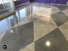 polished concrete design ideas Polished Concrete Design Ideas Polished Concrete Mattress Showroom 90