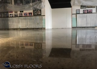 polished concrete Polished Concrete Gallery Polished Concrete Restaurant 44