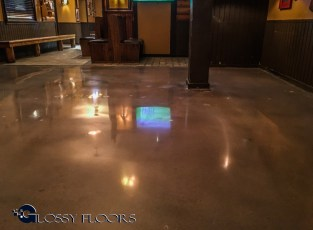 Stained Concrete Gallery Polished Concrete Restaurant Floor 5