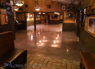 Stained Concrete Gallery Polished Concrete Restaurant Floor 8