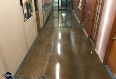 logo on polished concrete Logo on Polished Concrete Polished Concrete Floors 23