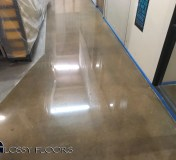 logo on polished concrete Logo on Polished Concrete Polished Concrete Floors 24