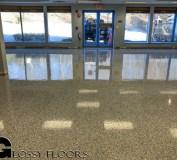 epoxy flakes on a showroom floor Epoxy Flakes On A Showroom Floor Epoxy Flake Floors 103