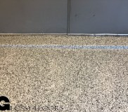 epoxy flakes on a showroom floor Epoxy Flakes On A Showroom Floor Epoxy Flake Floors 105