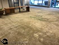 epoxy flakes on a showroom floor Epoxy Flakes On A Showroom Floor Epoxy Flake Floors 16