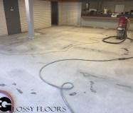 epoxy flakes on a showroom floor Epoxy Flakes On A Showroom Floor Epoxy Flake Floors 45