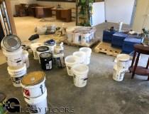 epoxy flakes on a showroom floor Epoxy Flakes On A Showroom Floor Epoxy Flake Floors 50