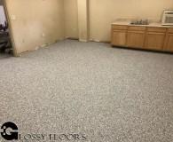 epoxy flakes on a showroom floor Epoxy Flakes On A Showroom Floor Epoxy Flake Floors 61