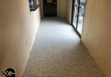 epoxy flakes on a showroom floor Epoxy Flakes On A Showroom Floor Epoxy Flake Floors 62