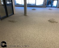 epoxy flakes on a showroom floor Epoxy Flakes On A Showroom Floor Epoxy Flake Floors 64