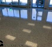epoxy flakes on a showroom floor Epoxy Flakes On A Showroom Floor Epoxy Flake Floors 75