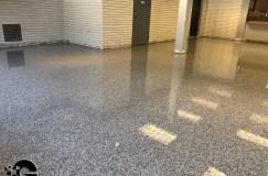 epoxy flakes on a showroom floor Epoxy Flakes On A Showroom Floor Epoxy Flake Floors 89