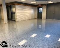 epoxy flakes on a showroom floor Epoxy Flakes On A Showroom Floor Epoxy Flake Floors 92