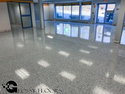 Epoxy Flakes On A Showroom Floor epoxy flakes on a showroom floor Epoxy Flakes On A Showroom Floor Epoxy Flake Floors 96 1024x768