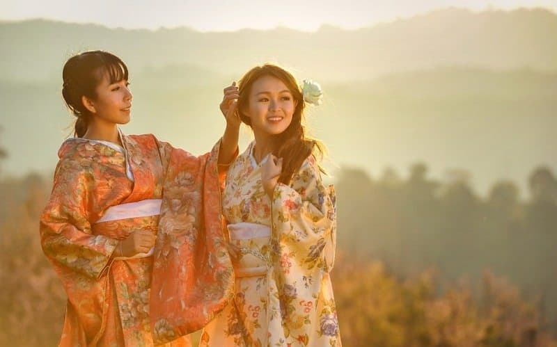 10 Reasons Japanese Women Stay Slim and Don't Look Old 1