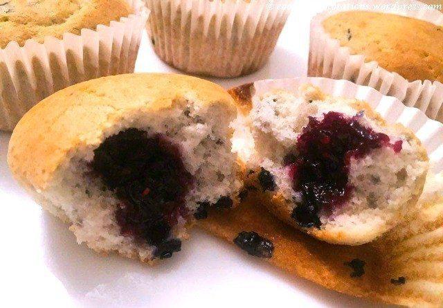 Jam Filled Muffin Recipe (5)