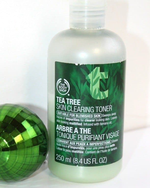 body shop tea tree skin clearing toner review 5