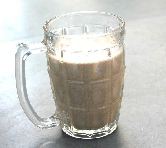 Banana smoothie recipe with oats 7