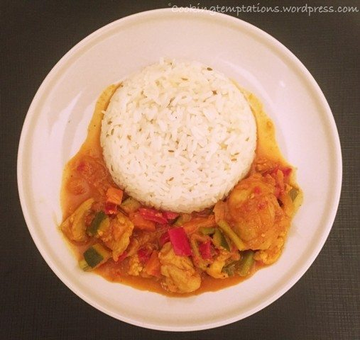 Chicken and Vegetable Stew Recipe 1