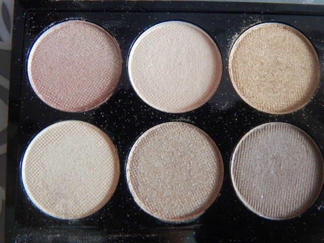 MUA Hall of Fame Eyeshadow Palette Review 3