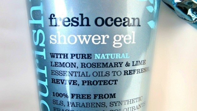 organic surge fresh ocean shower gel review 4