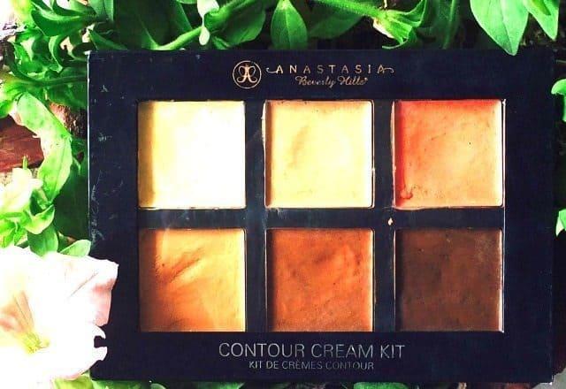 Anastasia Beverly Hills Contour Cream Kit Review 4