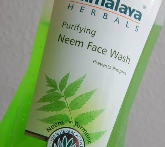 Himalaya Puriying Neem Face Wash Review 1
